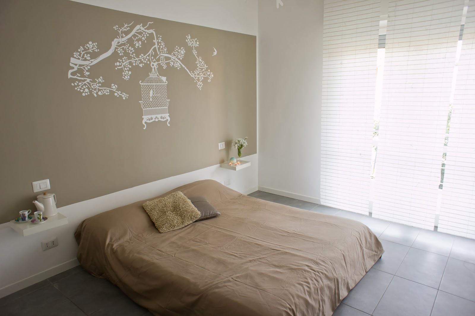 Ea ristruttura appartamento ristrutturato da noi camera - Testata letto cartongesso ...