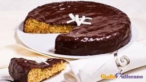 Torta al Cioccolato e Cocco Giallo Zafferano