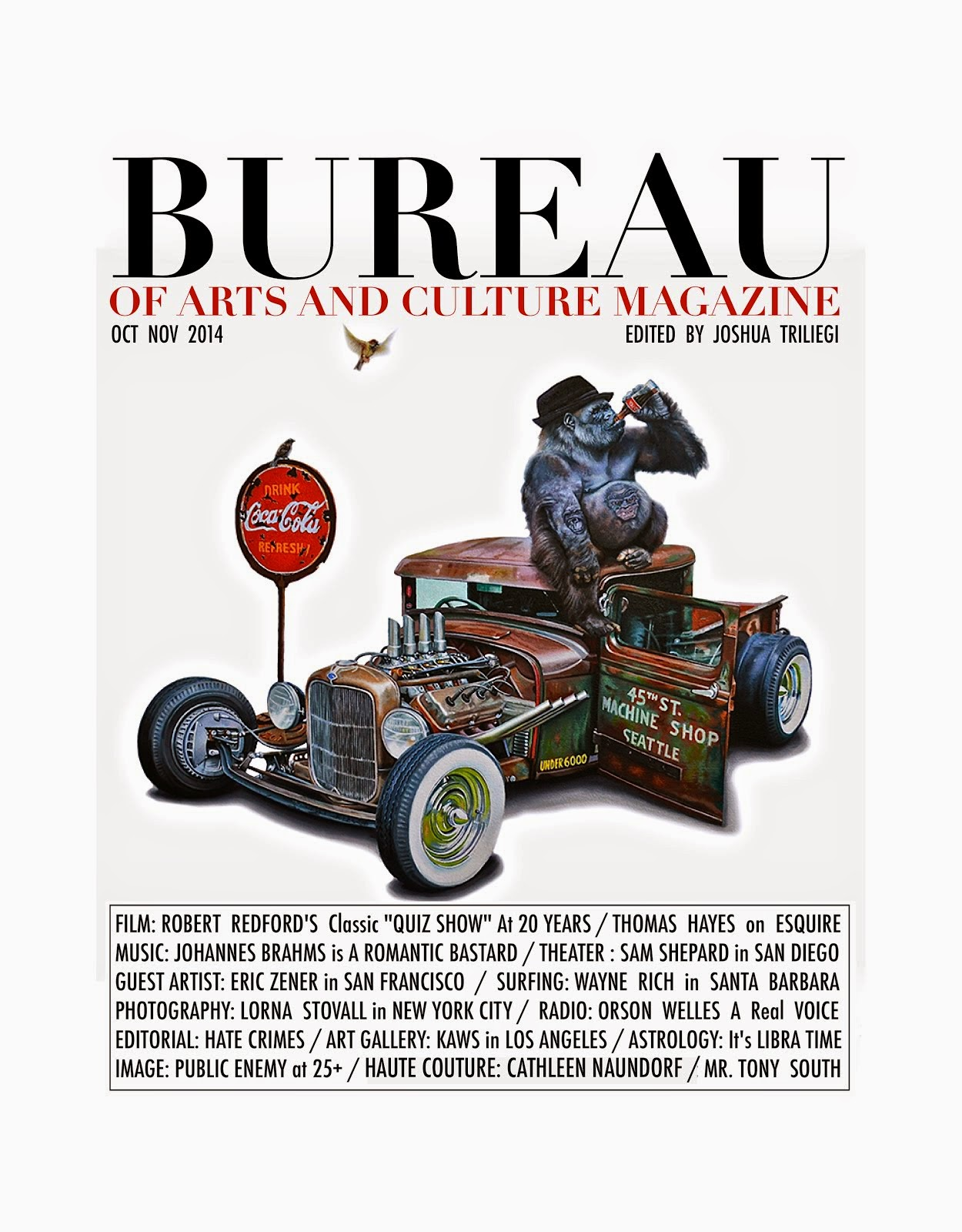 OCT/NOV BUREAU MAGAZINE TAP IMAGE FREE DOWNLOAD