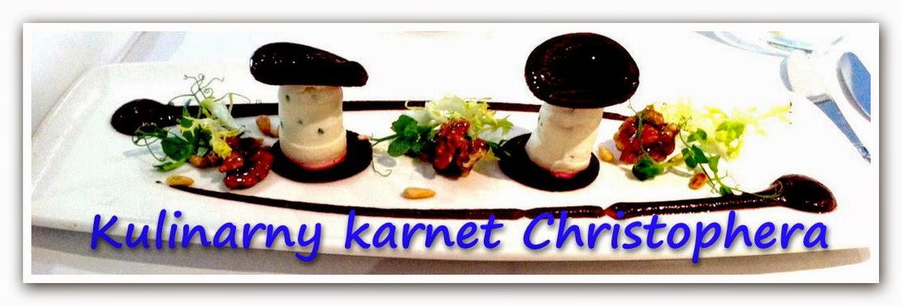 Kulinarny   karnet    Christophera