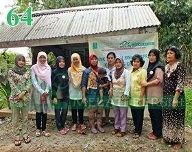 Bank Sampah Melati Bersih Kampung Cicayur Cisauk Kabupaten Tangerang