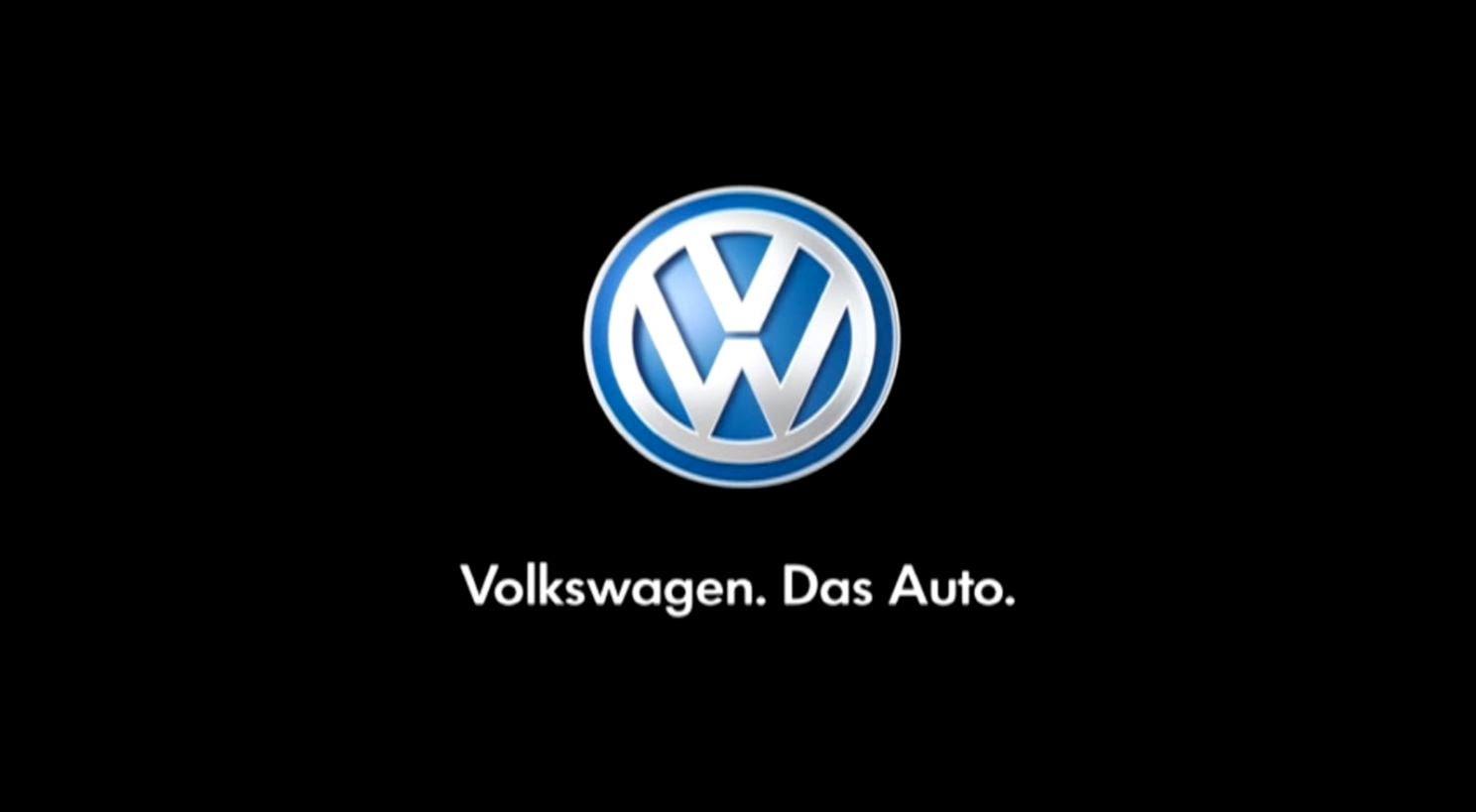 Volkswagen Das Auto Logo