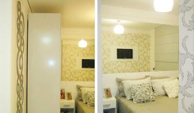 Apartamentos pequenos 2 quartos