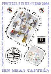 1º festival > cartel