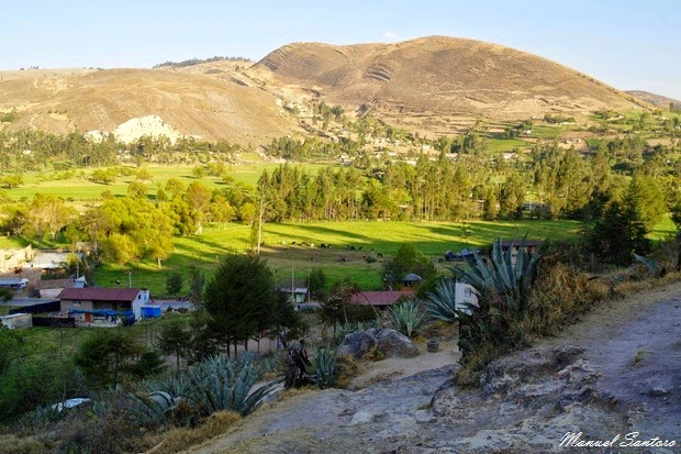Panorama dalle Ventanillas de Otuzco