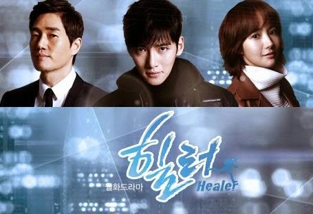 K drama Healer