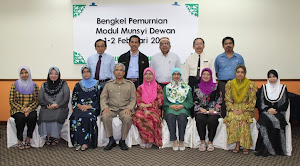 Bengkel Pemurnian Modul MD