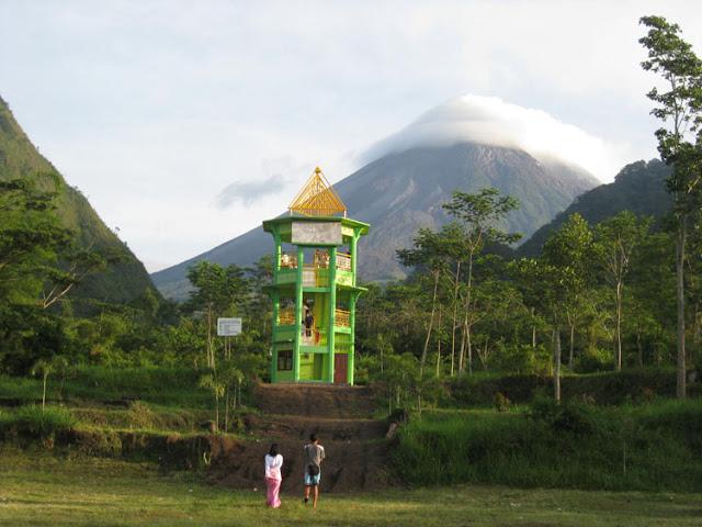 Taman Wisata Kaliurang Yogyakarta