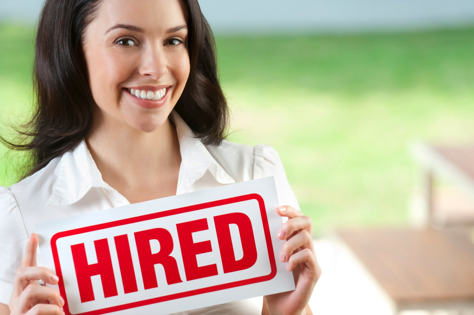 how to get hired