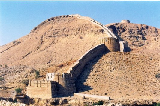 Fort of Ranikot