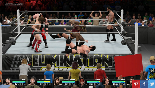 WWE 2K v1.0.8041 APK [Unlocked]