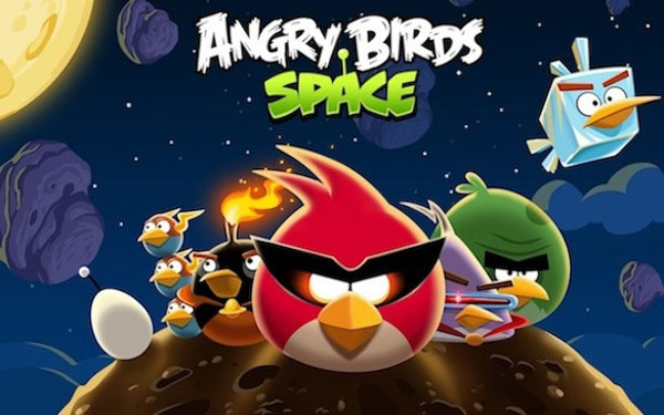 Angry Birds Space for iphone Angry Bird Space is now available for download