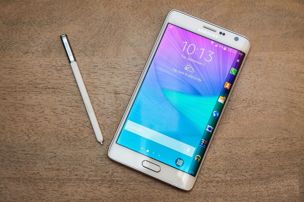 Samsung Galaxy Note Edge mula dijual di Malaysia