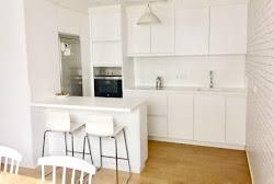 Piso en alquiler en Matadero, dos dormitorios, amueblado, garaje. 900€