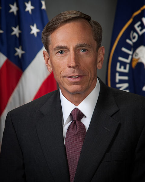 Petraeus Brought Down by Email