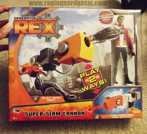 Revolution Generator Rex Theme Songs