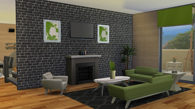Open Plan Living Room
