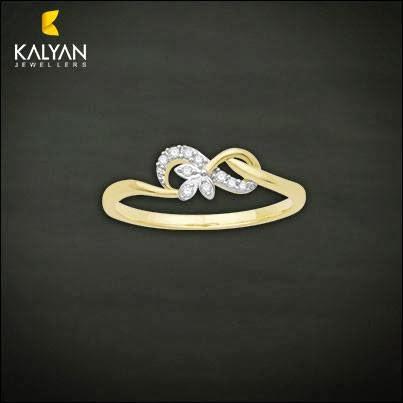 Indian Jewellery Designs Kalyan jewellers diamond rings designs