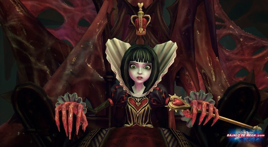 Alice: Madness Returns imagens