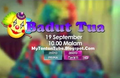 Badut Tua (2015) Astro - Full Telemovie