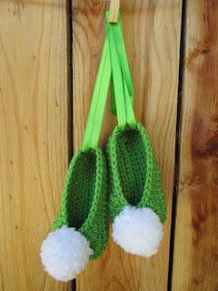 ballerine-fee-clochette-crochet-pompons