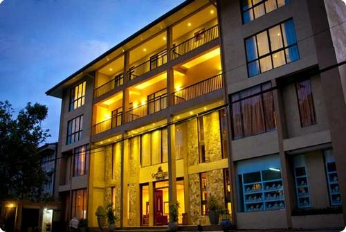 Oak Ray Regency Hotel Kandy