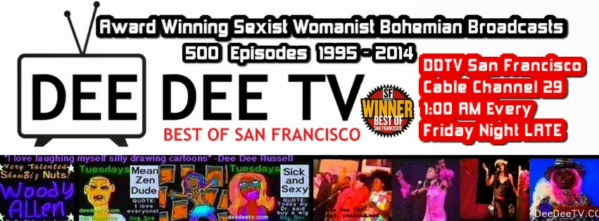 Dee Dee TV - San Francisco Public Cable Access Television