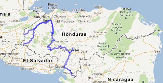 HONduras Thats a CAPITAL idea