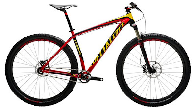 2013 Specialized Carve Pro Ned Overend 29er Mountain Bike