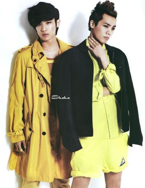 MBLAQ - Joon & Mir
