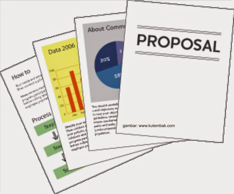 Permalink to Harus Ada pada Proposal Usaha Kecil, ini Bagian-Bagian Pentingnya