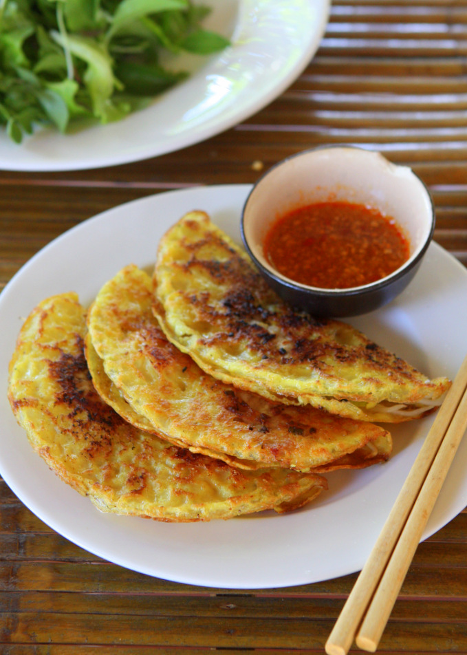 Sizzling Rice Cakes