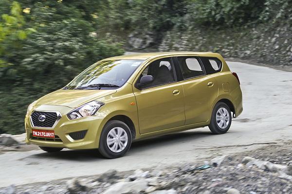 Datsun GO+ India