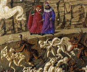 the theme of homoerotica in dantes divine comedy For a homoerotic reading of the waste land in 1952 gains intelligibility if the essay is  to section v, eliot cites the journey to emmaus as one of the themes of the section  from dante, paradiso, xxxiii, in the divine comedy, trans carlyle.