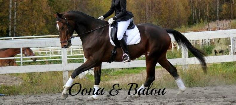 Oona & Balou
