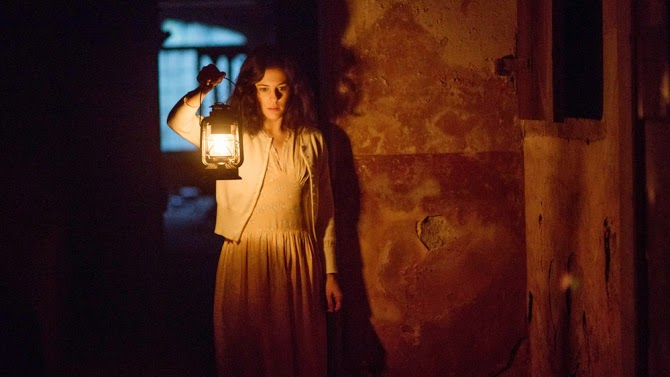 Žena v černém 2: Anděl smrti (The Woman in Black: Angel of Death) – Recenze