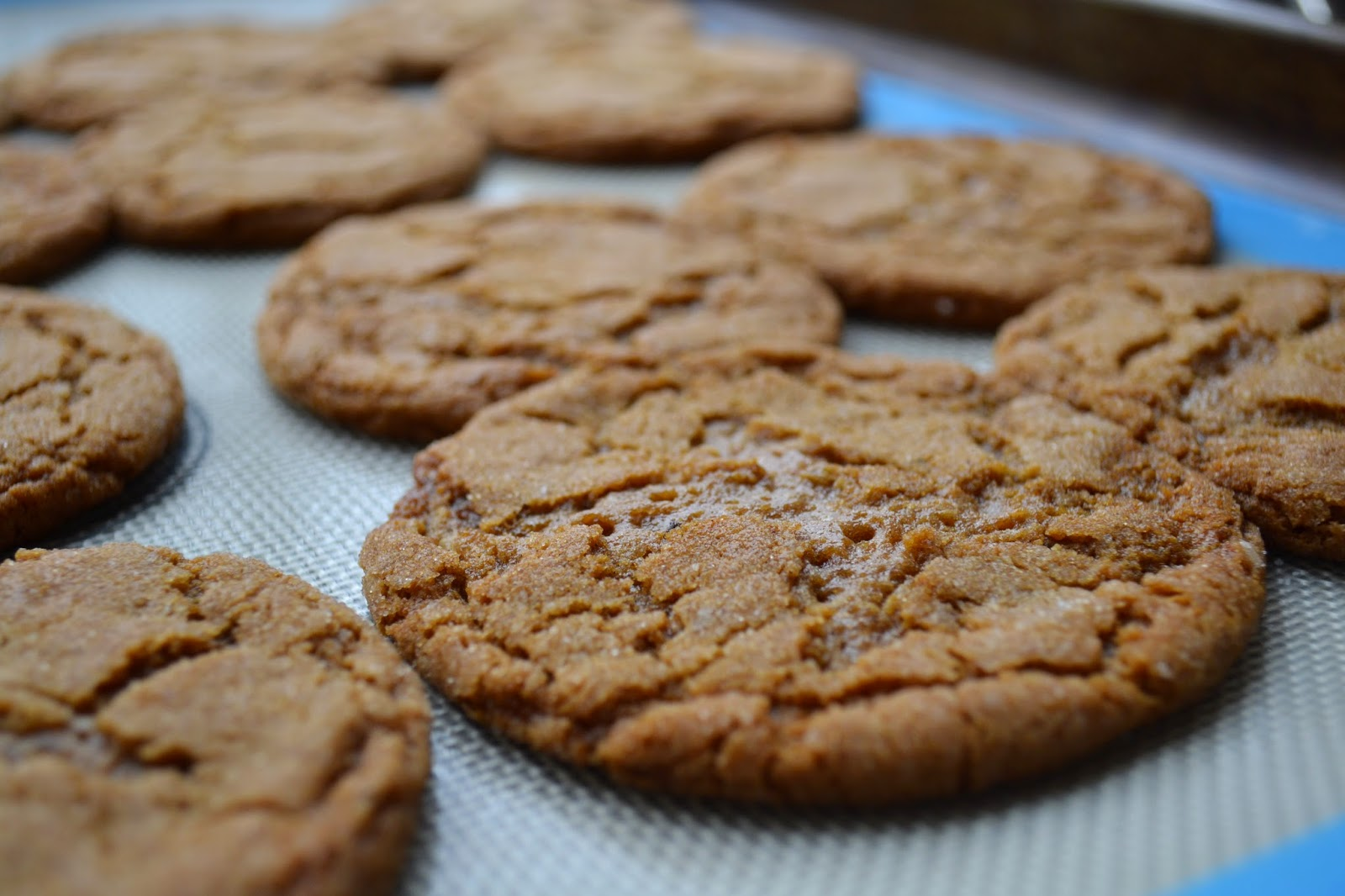 Making Miracles: Spicy Ginger Cookies