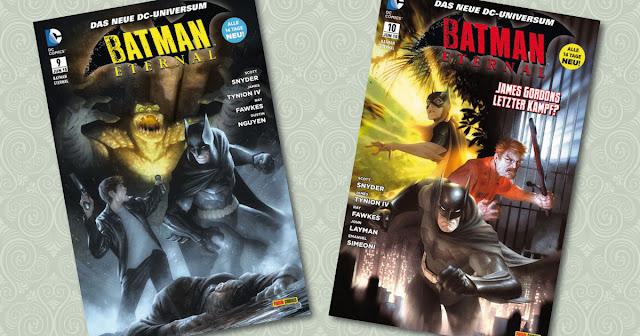 Batman Eternal Panini Cover
