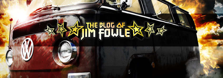 Jim Fowle - My Bloggy Blog