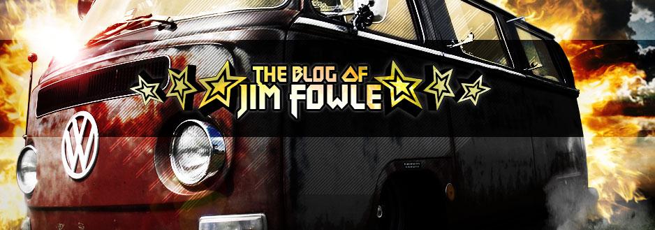 Jim Fowle - My Bloggy Blog