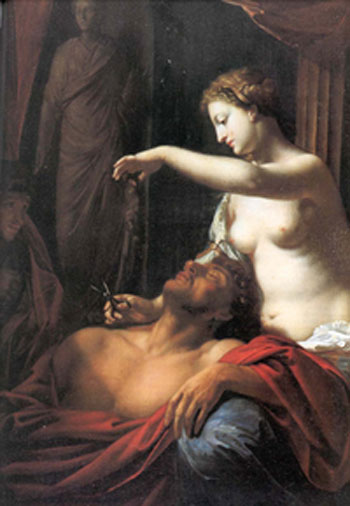 Women In The Bible Samson And Delilah