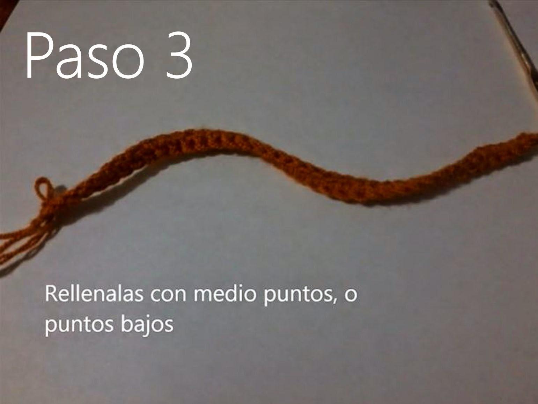 Bolso Naranja Paso 3