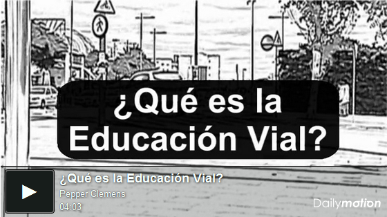 http://www.dailymotion.com/video/x226q4g_que-es-la-educacion-vial_webcam