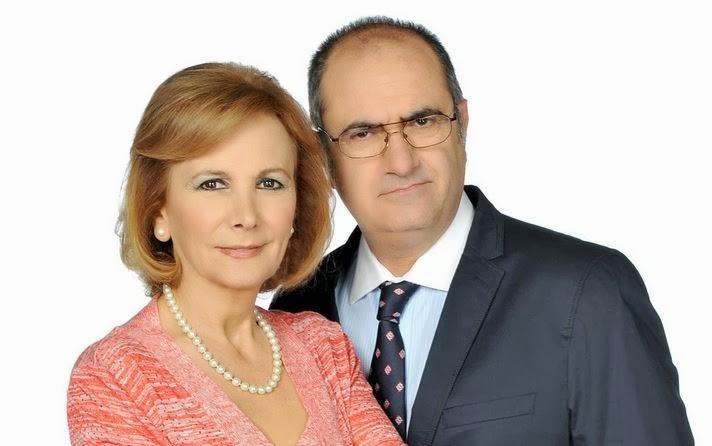 Pascual y Laura, de El Comisario, en Ciega a citas, de Cuatro, 2014, serie
