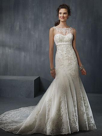 muyameno: vestidos de novia alfred angelo, precios y ofertas