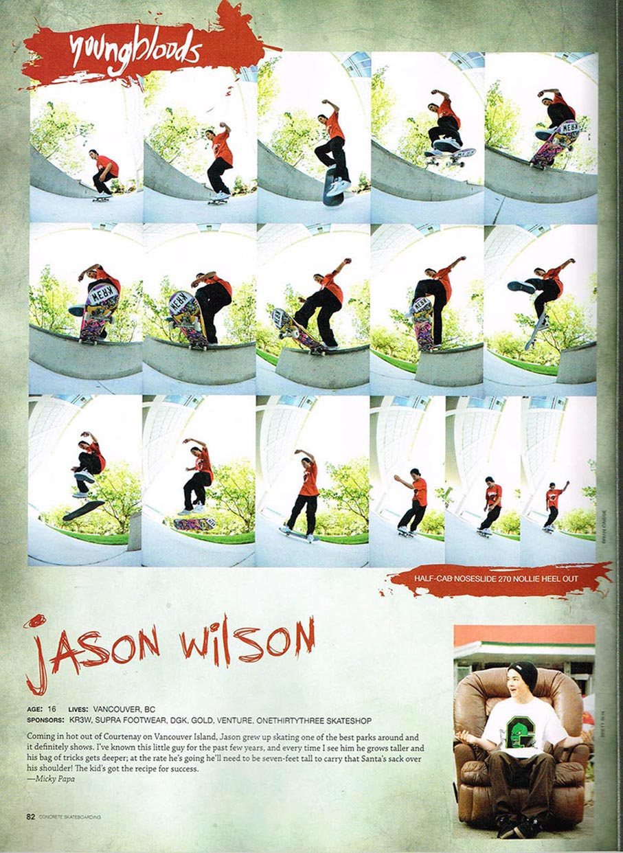 #WilsonTeam4Life