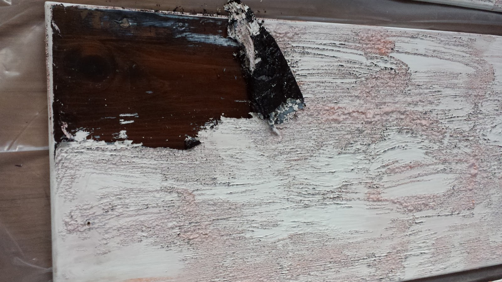 How To Remove Paint Stripping Residue From Wood
