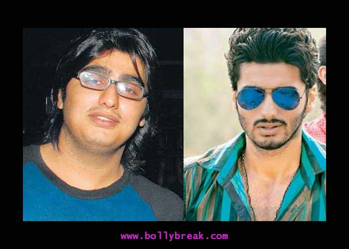 Arjun Kapoor Fat to slim - Bollywood Celebs Fat to Slim