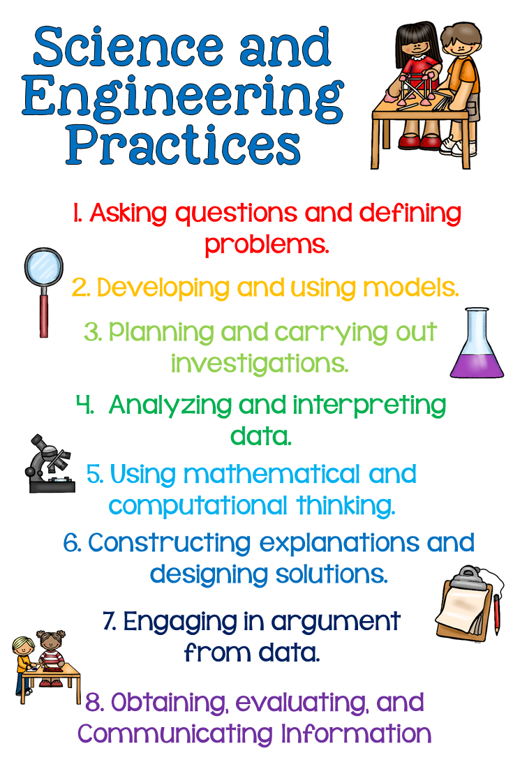 elementary matters  science and engineering practices