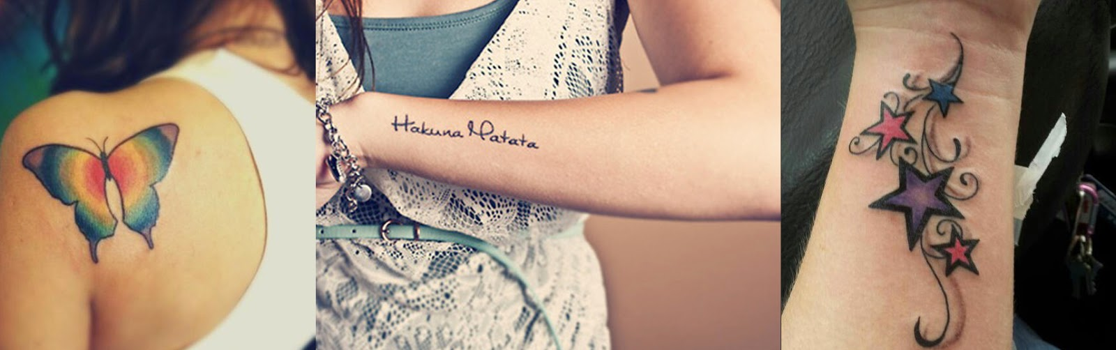 Most popular tattoo for girls on the wrist